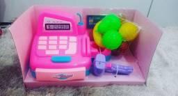 Caixa de brinquedo