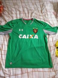 Camisa Sport Recife goleiro 2018/2019