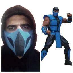 Mortal Kombat 11 XL X - Máscaras MK Covid 19