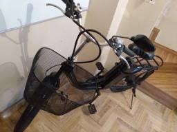 Bicicleta elétrica pra sair hj bike elétrica ac oferta justa