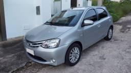 Toyota Etios XLS Hatch 1.5 2013/2013 - Único dono / Carro de garagem / Carro de mulher