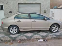 Vendo Civic 2007 completo de tudo automático e funcionando tudo