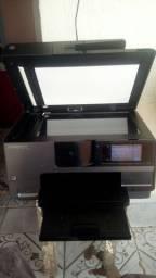 Impressora HP 8620 funcionando