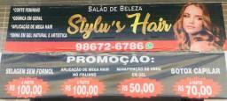 Promoçoes imperdiveis cabeleleira