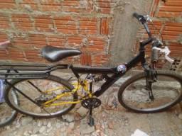 Vendo essa bicicleta para trocar os cubos