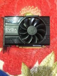 Título do anúncio: Placa de vídeo GeForce GTX 1050