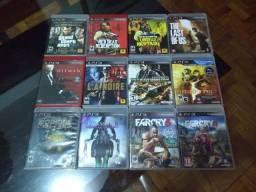Jogos PS3 - TROCO POR NOTEBOOK