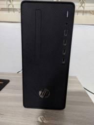Título do anúncio: Computador hp AMD Ryzen 3 2200g