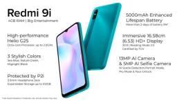 Redmi 9i 64 GB/4 GB Ram Verde