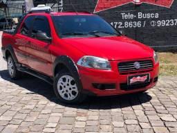 Título do anúncio: Fiat Strada 1.4 legalizada GNV 5? geração !!!!