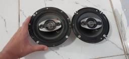 Par de auto Falantes Tx-Z604 para portas