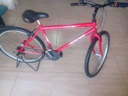 Título do anúncio: Bicicleta aro 26 Sundown revisada 18 marchas