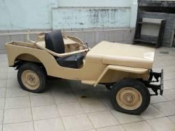 Título do anúncio: Jeep Willys CJ3 1950