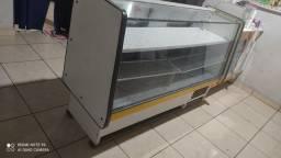 Vende de freezer expositor