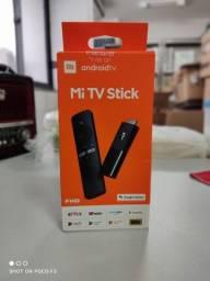 Mi TV Stick TV BOX ORIGINAL QUE NÃO TRAVA (LACRADO)