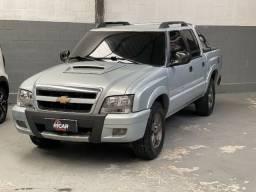 Título do anúncio: S10 Executive - 2009/2010 - Completa + kit gás