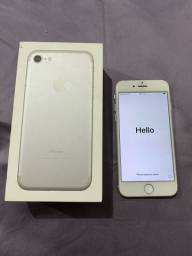 iPhone 7 32gb, prata