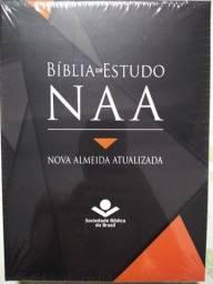 Bíblia de Estudo NNA Nova Almeida Atualizada