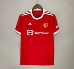 Título do anúncio: Camiseta Manchester United- Primeira linha