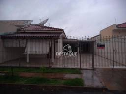 Casa com 2 dormitórios para alugar por R$ 1.100,00/mês - Jardim Prudentino - Presidente Pr