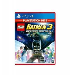 Lego Batman 3 Beyond Gotham para PS4 - TT Games - Novo/Lacrado
