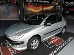 Peugeot 206 quicksilver 1.0 16v 2p