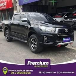 HILUX 2018/2019 2.7 SR 4X2 CD 16V FLEX 4P AUTOMÁTICO