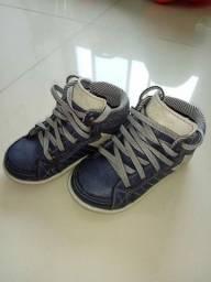 Sapatos bem conservados