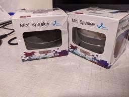 Caixa de som Bluetooth mine speaker