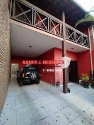 Título do anúncio: Maravilhosa Casa duplex 3 qts 1 suite 2 banhos no B. Piratininga - BHte-MG