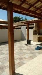 Belíssima casa de condomínio no Verão Vermelho- Unamar/RJ