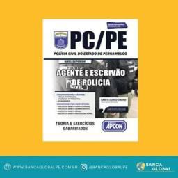 Polícia Cívil de Pernambuco - edição atualizada - editora APCON