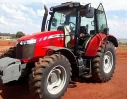 Título do anúncio: Trator Massey Ferguson 6713 4x4