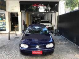 VW-VOLKSWAGEN GOLF 2000 AZUL METALICO GL 2.0 UNICO DONO !!!!!!