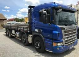 Scania p310 bitruck ent. Mais saldo já financiado