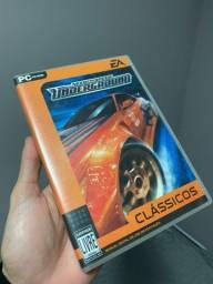 Jogos clássicos PC RARIDADE