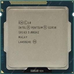 Processador Intel Pentium G2030 De 2 Núcleos E 3ghz