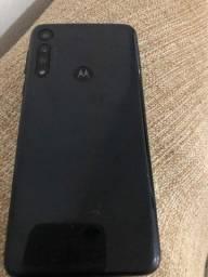 Moto G8 Play super novo bateria ótima