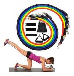 Equipamento Para Treino Musculação Em Casa PowerTube MbFit