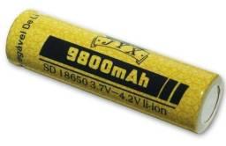Bateria para lanterna tática - Profissional