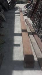 Linha de madeira (2 pranchão de 6,50metros)
