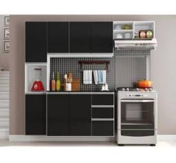 Título do anúncio: Cozinha+balcão completa produto novo na caixa