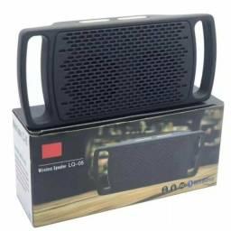 Lq-05 Mini Caixa De Som Portátil Sem Fio Bluetooth