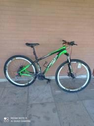 Título do anúncio: Bike 29 quadro 16¨ Venzo Viper, passadores shimano.