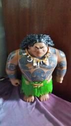 Boneco Maiu em vinil da  Moana 30x22 original Disney