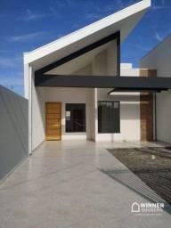Casa com 2 dormitórios à venda, 65 m² por R$ 155.000,00 - Jardim Atlântico - Mandaguaçu/PR