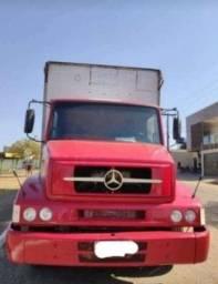 Título do anúncio: Caminhão Mercedes-Benz, modelo 1620