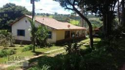 Sítio com 3 dormitórios à venda, 377520 m² por R$ 1.600.000,00 - Douradinho - Machado/MG
