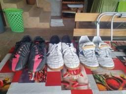 Título do anúncio: Chuteira e Tênis Futsal