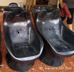 Título do anúncio: Vendo 2 lavatórios